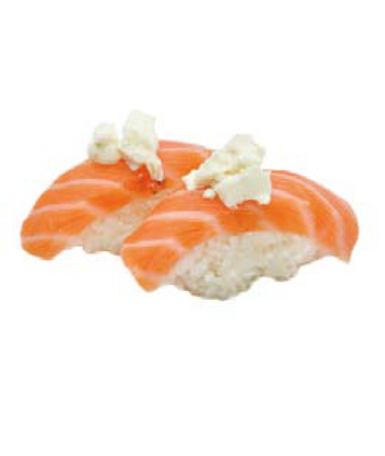 Sushi Saumon cheese (saumon écossais label rouge) X2