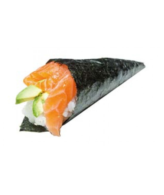 Temaki Saumon avocat (saumon écossais label rouge)